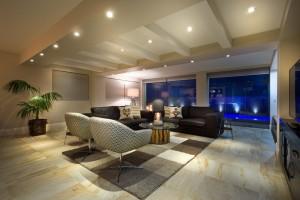 apartment living room dubai