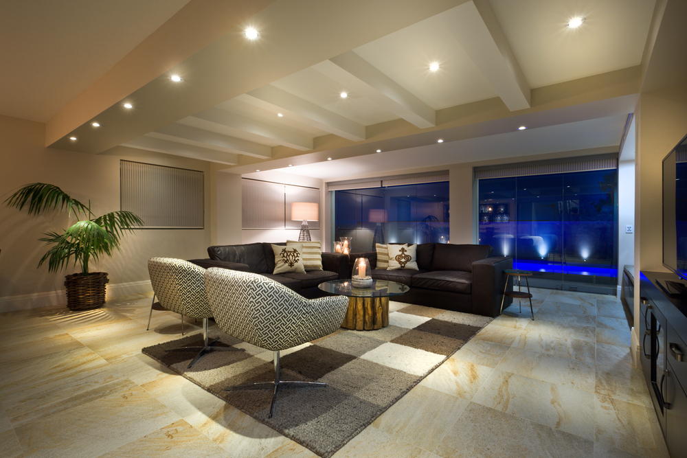apartment living room dubai